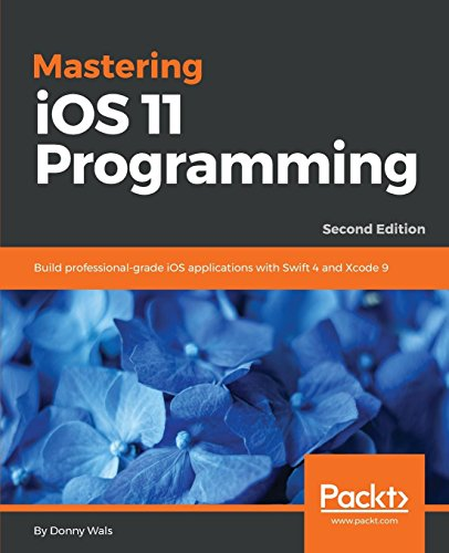 KINDLE Mastering IOS 11 Programming