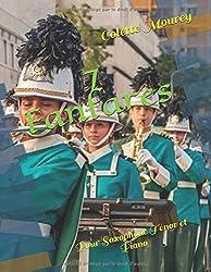7 Fanfares: Pour Saxophone Ténor et Piano