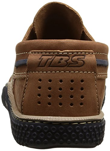 TBS Globek, Chaussures Bateau Hommes Marron (*Datte + Encre)
