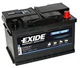 Best Agm Batteries - Exide EP600 DUAL AGM Leisure Marine Battery 70 Review
