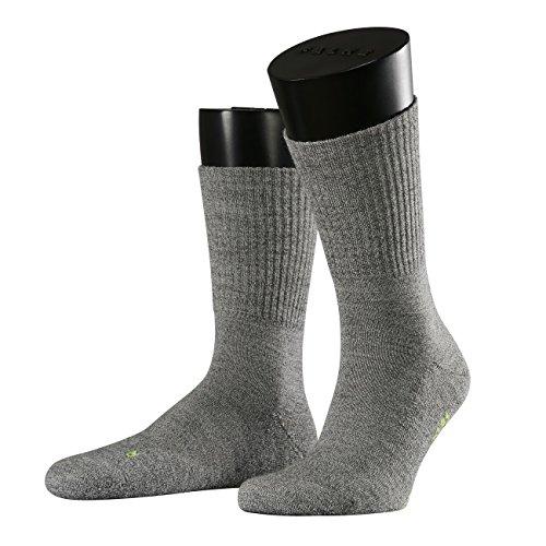 Preisvergleich Produktbild Falke Unisex Socken Walkie Light 2er Pack, Größe:37/38;Farbe:graphit melange