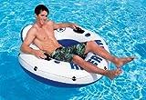 Schwimmring 135 cm Durchmesser! Badespielzeug Wasserspielzeug Inflatable !