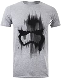 Star Wars Herren T-Shirt Trooper Mask