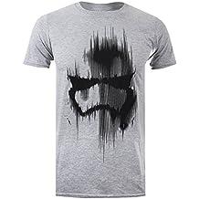 Star Wars Herren T-Shirt Trooper Mask