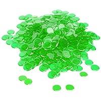 3003/4Bingo Markers by Royal Bingo Supplies (Green) by Royal Bingo Supplies