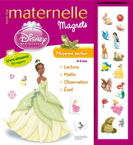 Toute ma maternelle - Princesses Magnets MS