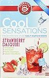 Teekanne Österreich Cool Sensations Strawberry Daiquiri, 5er Pack (5 x 45 g)
