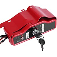 Caja de Interruptor de Encendido Eléctrico con 2 Llaves Para Motor de Gas Honda GX390 13HP GX340 11HP 168F GX160