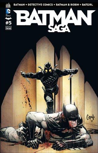 Batman Saga, n°5