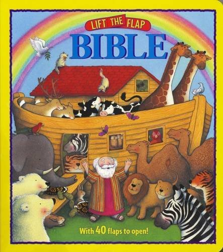 Lift the Flap Bible by Sally Lloyd-Jones (2010-06-25)