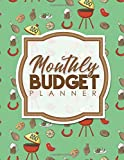 Monthly Budget Planner: Bill Payment And Expense Paying Planner Organizer Calendar Tracker Log For Personal Finance...