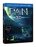 Pan Steelbook 2-Disc 3D Blu Ray