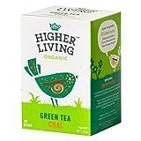 Higher Living Green Tea Chai 40g by Higher Living