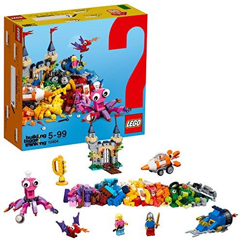 LEGO Classic - Au fond de l'océan - 10404 - Jeu de Construction