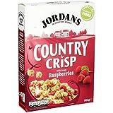 Jordans Country Crisp Raspberry 500 gms