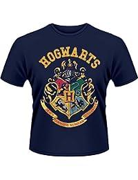 Plastic Head Harry Potter Crest - T-shirt - Homme