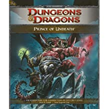Prince of Undeath: Adventure E3 for 4th Edition Dungeons & Dragons