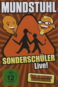 Mundstuhl - Sonderschüler Live!