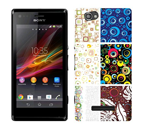 WOW Printed Designer Mobile Case Back Cover For Sony Xperia M