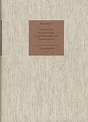Mechanismus und Subjektivität in der Philosophie von Th. Hobbes (Quaestiones) by Michael Esfeld (1995-12-31)