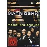 Matrioshki - Mädchenhändler, Staffel 1