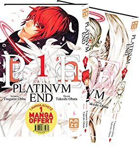 Platinum End Pack découverte Tomes 1 et 2