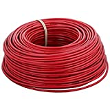 #6: Generic KL Cab .5 Sq. mm Wire 90mtr Coil (Red)