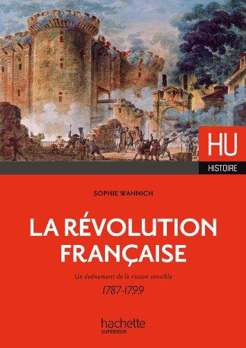 La révolution française par Sophie Wahnich