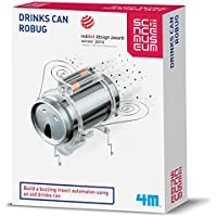 Science Museum Soda Can Robug