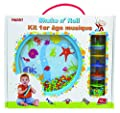 Halilit Shake N Roll Musical Instrument Gift Set