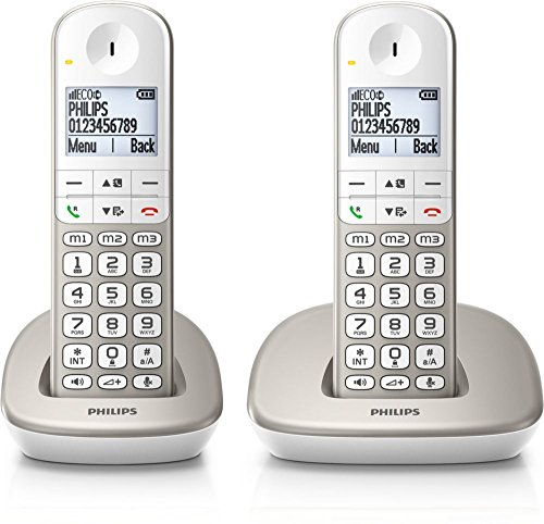 Philips XL4902S/22 - Teléfono Teléfono DECT