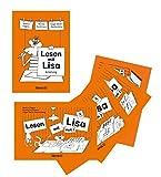 Lesen mit Lisa. Gesamtausgabe. Hefte 1 bis 4 und Anleitung