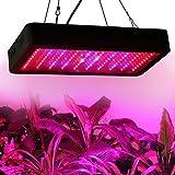 Lightimetunnel 300w Dimmbare Vollspektrum Led Pflanzenleuchte Wachsen Lampe  mit UV-IR-Licht für  Gewächshaus Gemüse Wachstum