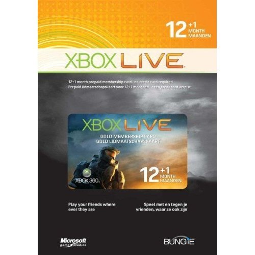Xbox 360 - Live Gold (12+1 Monate) Halo 3 Limited Edition (Halo Edition 3 Xbox Limited 360)