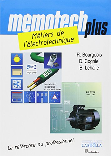 Mtiers de l'lectrotechnique Bac pro lectrotechnique, nergie, quipements communicants