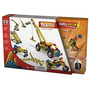 Toys - Juego de construcción para niños (3010) (Importado)