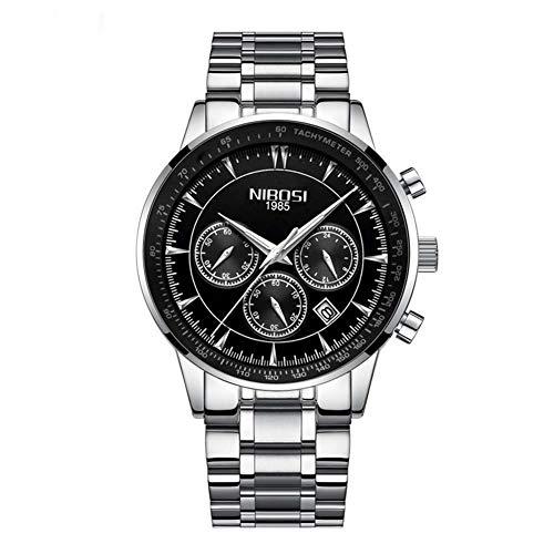 sehen männer top - Marke Luxus Arch Glas Sport Armbanduhr militärische Edelstahl männlichen Uhr Uhr -