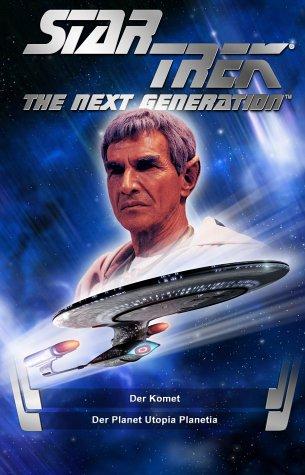 Star Trek - The Next Generation 7.09: Der Komet / Der Fall 'Utopia Planitia' [VHS]