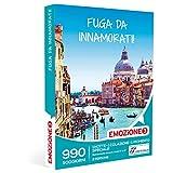 Emozione3 - Cofanetto Regalo - Fuga da Innamorati! - 990 soggiorni in Hotel 3 e 4 Stelle in Italia
