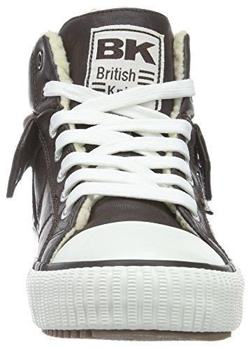 British Knights - Roco, Scarpe da ginnastica Donna Braun (Dk Brown 04)
