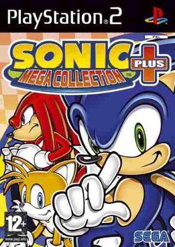 Sonic Mega Collection Plus (Sonic Ps2 Spiele)