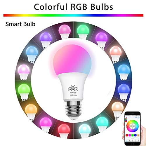 ❄TianranRT❄ Led Bluetooth Regulable Rgb Smart