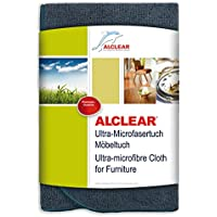 ALCLEAR Premium A257343 M Ultra Microfibre Cloth Furniture Cloth 40 x 40 cm Anthracite preiswert