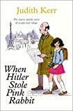 When Hitler Stole Pink Rabbit by Judith Kerr front cover