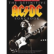 Ac/DC: the Definitive Songbook