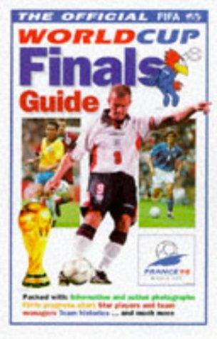World Cup France 98 Finals Guide por Gerry Cox