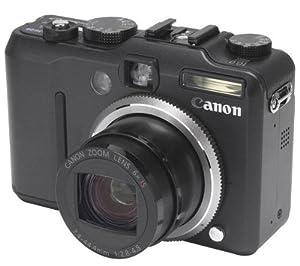 Canon PowerShot G7 Digital Camera - 6x IS 7.4-44.4mm 1:2.8-4.8 Lens