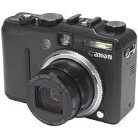 Canon PowerShot G7 Digitalkamera (10 Megapixel, 6-fach opt. Zoom, 6,4 cm (2,5 Zoll) Display, Bildstabilisator)
