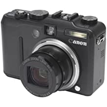 Canon  PowerShot G7 - Cámara Digital Compacta 10 MP - Negro