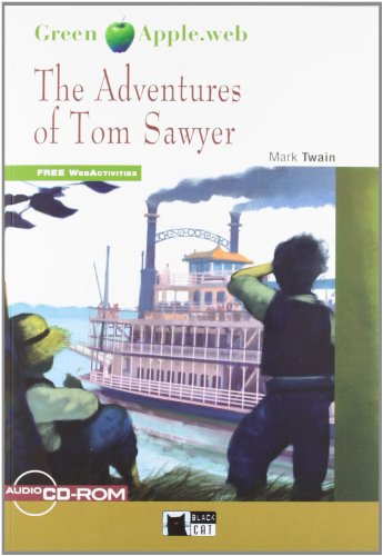 The adventures of Tom Sawyer por Cideb Editrice